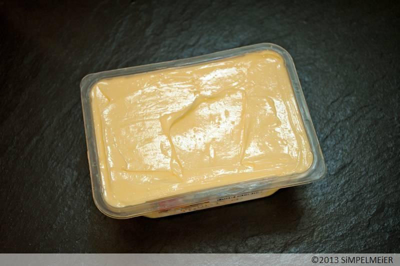 Streichzarte Butter mit Rapsoel 1