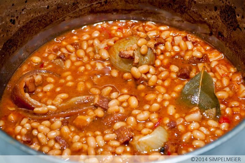 Boston baked beans 2