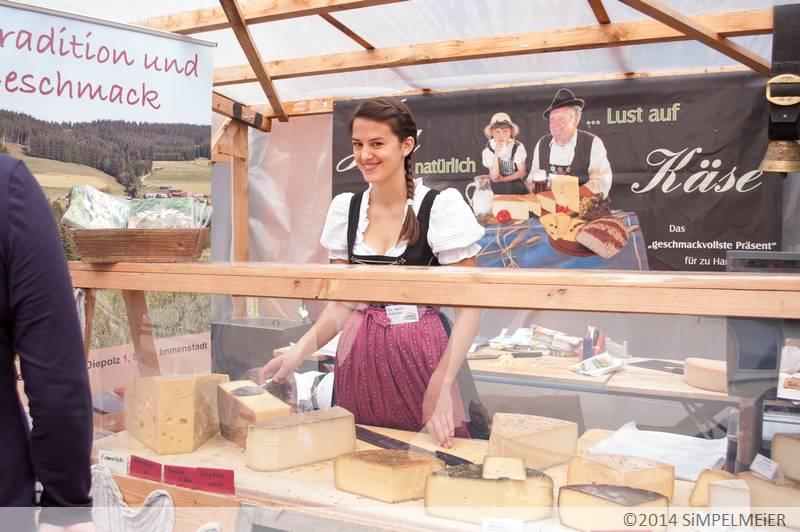 Käsemarkt 10 Allgäu