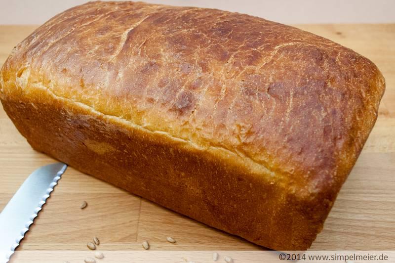Buttermilch-Sandwich-Brot 2